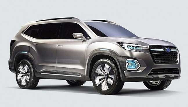 This is the 3-row Subaru Ascent | Free Malaysia Today