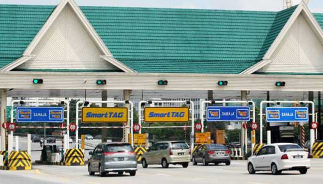 No more tolls at EDL starting January 1