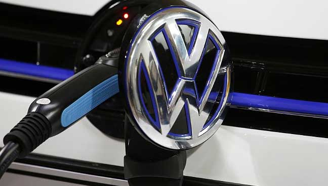 VW to spend over $40 bn on electric and self-driving cars