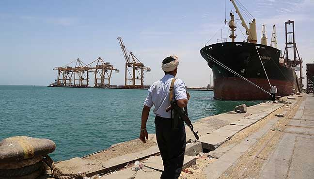 yemen-port