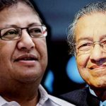 Zaid says the police and the prime minister have shown Mahathir the utmost disrespect.