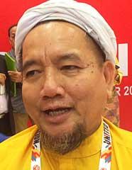 Perwakilan Umno Sandakan, Sabah, Abdul Hamid Sabal berkata apa yang penting Umno dapat menang majoriti dalam PRU14 nanti.