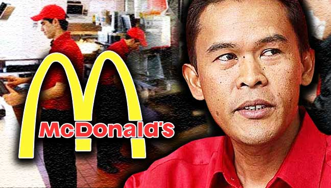 a report on mcdonalds malaysia Later this year, it will also begin trying them in france, sweden and norway and in malaysia, mcdonald's will try a new approach to dispensing straws -- giving them out only if a customer.