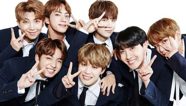 BTS' 'Mic Drop' becomes highest-charting song for K-pop group