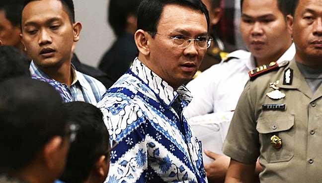Indonesia reduces sentence of christian inmates for christmas free basuki ahok tjahaja purnama indonesia 1 stopboris Choice Image