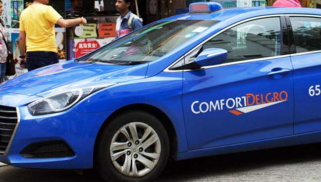 ComfortDelGro inks S$642 mln deal with Uber as competition grows
