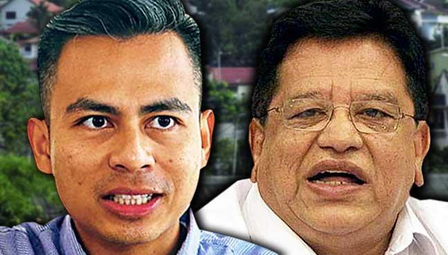 Fahmi-Fadzil-tengku-adnan-perumahan