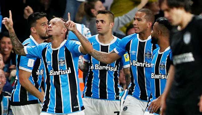Gremio reaches final, Urawa takes fifth place