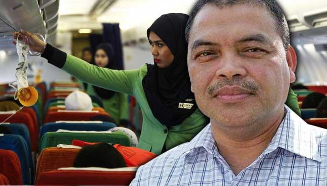 Senator cadang pakaian pramugari patuh syariah