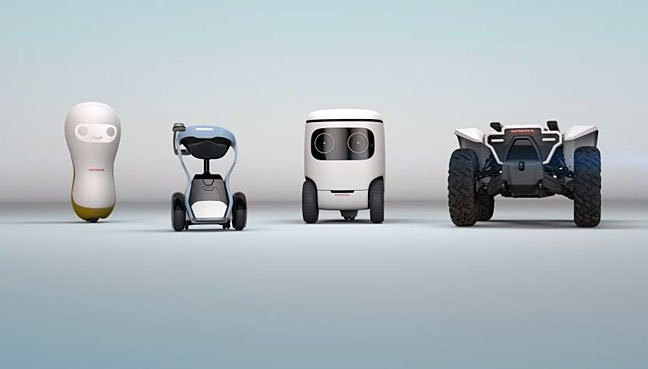 Honda to roll out robots at CES