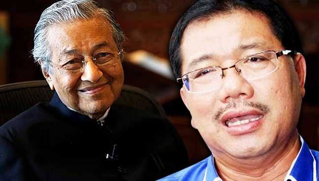 Dr M tak patut ganggu Najib bekerja, kata PBS