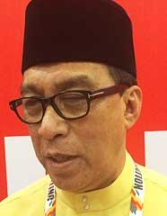 Perwakilan Umno dari Libaran, Sabah, Juslie Ajirol pergeseran dalam Umno sebelum ini membolehkan partinya kali ini lebih berhati-hati dan bersedia untuk hadapi PRU14.
