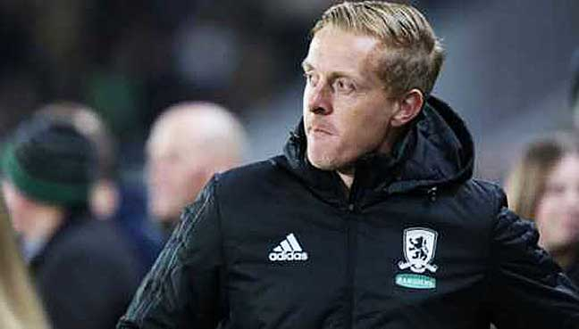 Middlesbrough part company with Garry Monk despite win over Sheffield Wednesday