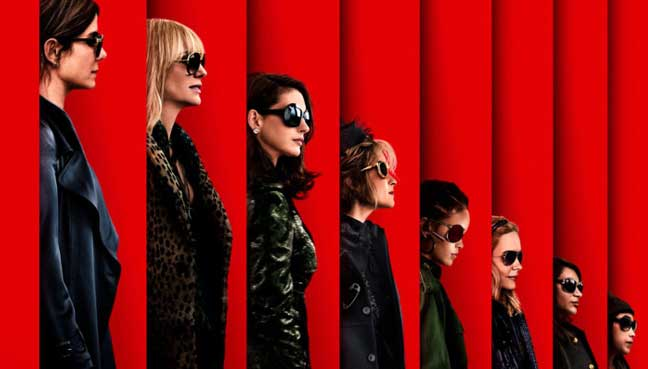 The First Ocean's 8 Trailer Is Here & It's Glorious