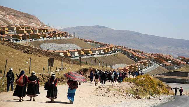 Peru-villager