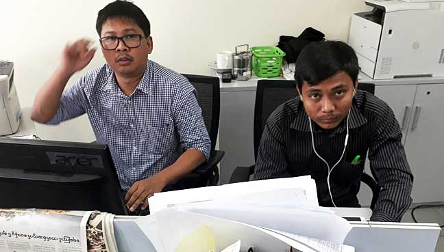 Reuters-Myanmar-journo