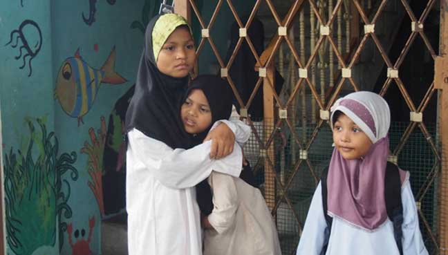 Rohingya-Children-of-the-Pelangi-Kasih-1