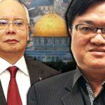 Wong-Chin-Huat-Najib-Razak-Jerusalem-malaysia