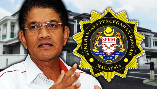 Penang Umno chief Zainal Abidin Osman.