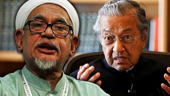 Hadi balas serangan Dr Mahathir mengenai 'mufti senyap'