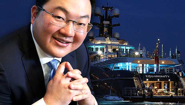 Report: Jho Low living it up between Shanghai hotel and