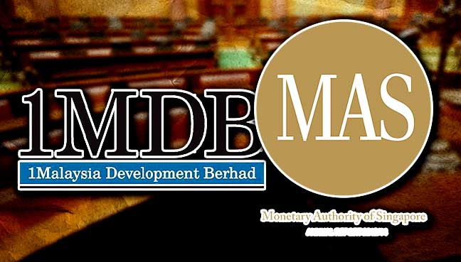 Singapore issues more bans related to 1MDB scandal   Free Malaysia Today