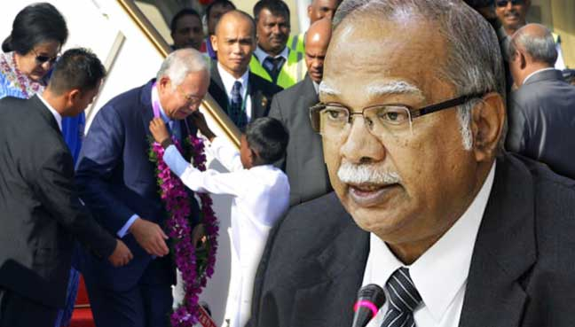 PM kicks off first official working visit to Sri Lanka
