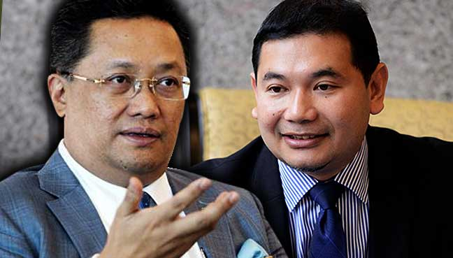 KUALA LUMPUR Minister In The Prime Ministers Department Abdul Rahman Dahlan Plans To Sue Rafizi Ramli Over Malicious Allegations Of Nepotism