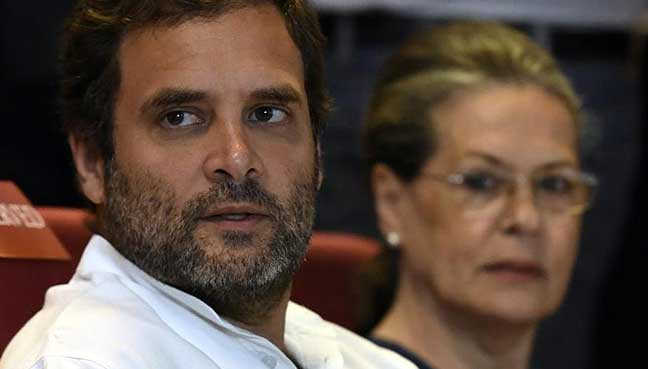 Indian opposition leader Sonia Gandhi announces retirement