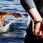 swimmer-arrest