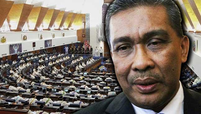 Lantik PM sementara tidak sihat, tidak berperlembagaan, kata PAS