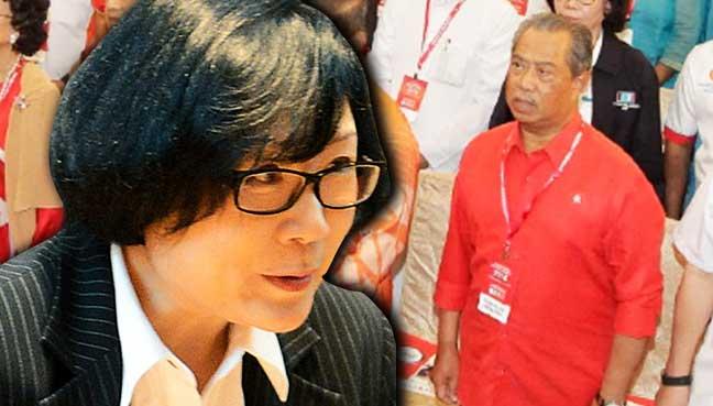 Christina-Liew-Muhyiddin-was-visiting-sabah-malaysia