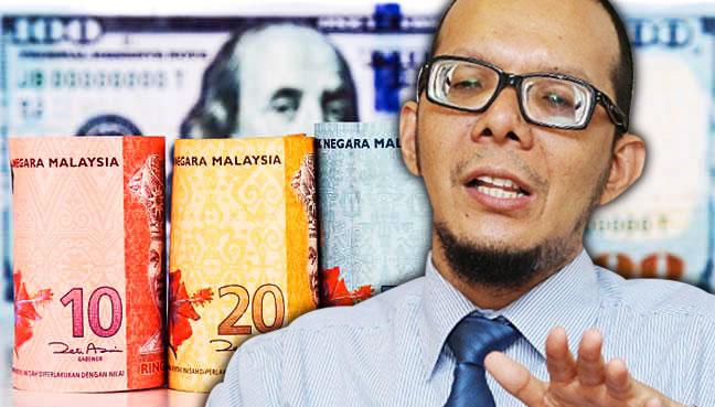 Dr-Kamaruddin-ringgit-dolar