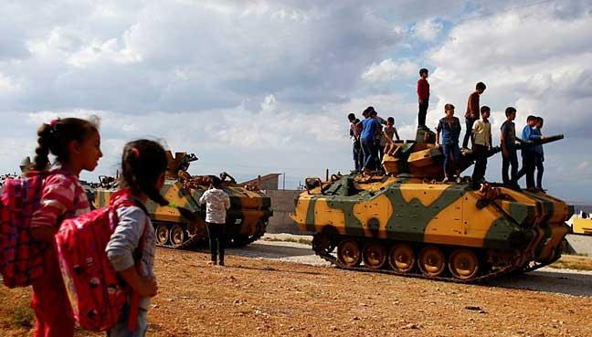 Erdogan-US-exchange-taunts-over-Turkey-Syria-offensive