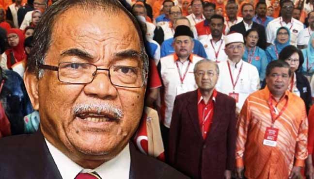 Fauzi-Abdul-Rahman-pakatan-harapan-konvensyen-malaysia