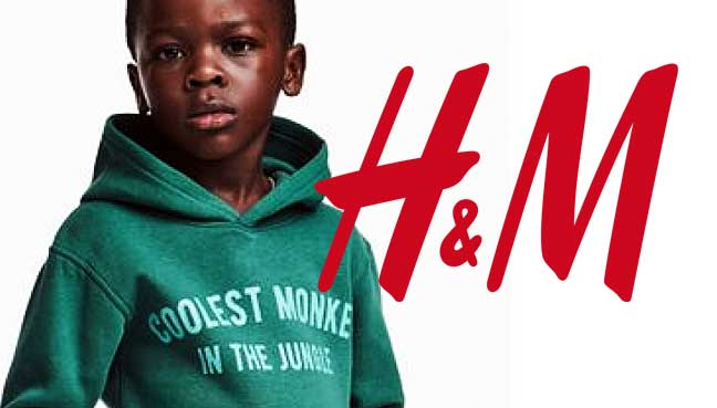 H&M 'racist' ad adds to company's woes   Free Malaysia Today