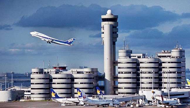 Haneda-Airport-Terminal