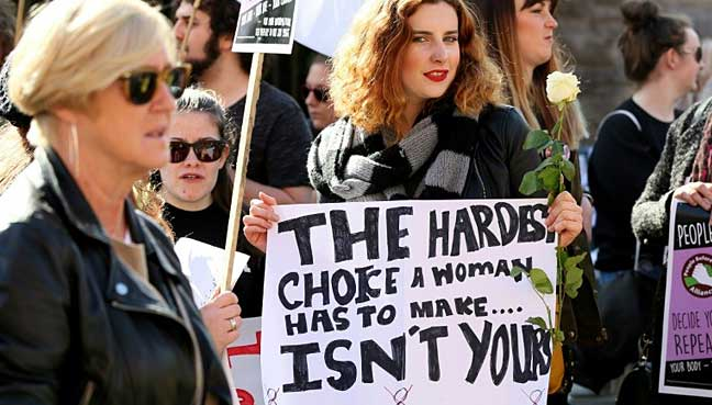 Ireland will hold a referendum on liberalizing its restrictive abortion laws.