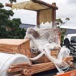 Yabadabadoo, Johor sultan now proud owner of Flintstone's car