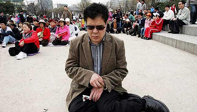 Lesen-urut-di-Korea-Selatan-hanya-untuk-golongan-buta