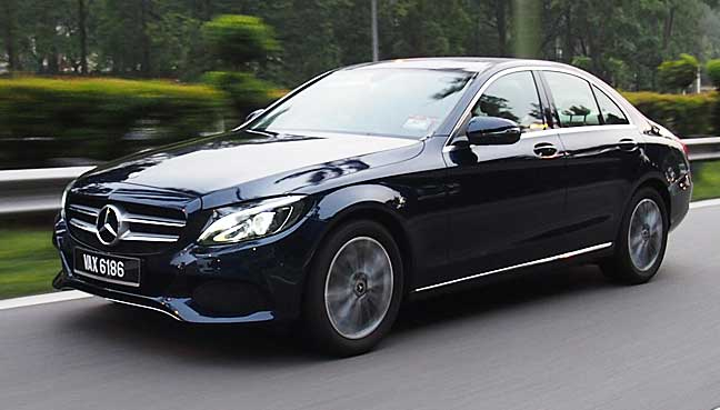 Mercedes Benz C180 For The Simple Life Free Malaysia Today