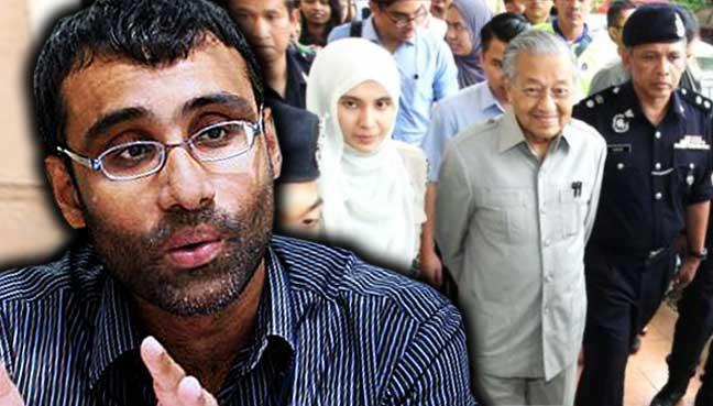 N-Surendran-mahathir-visit-anwar-jail-malaysia