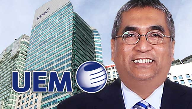 UEM Group Gets New Chairman