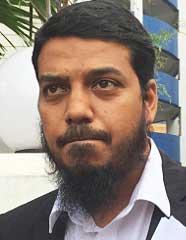 Rafique Rashid Ali.
