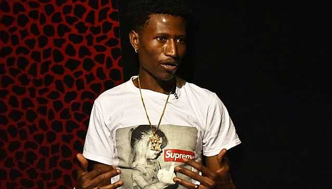 """Octopizzo is inspired by the """"uniquely beautiful vibe"""" of the Kibera slum."""