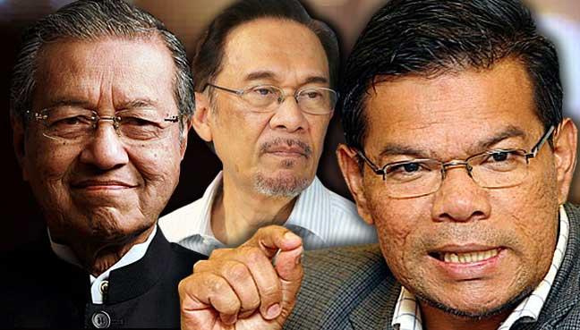 Saifuddin-Nasution-Ismail-mahathir-anwar-malaysia