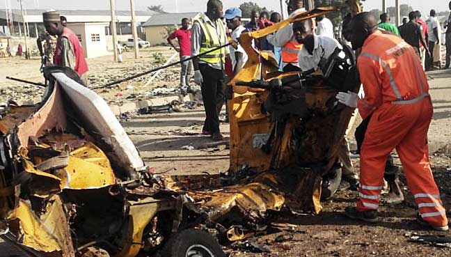 Suspected-Boko-Haram-suicide-bombers-kill-12
