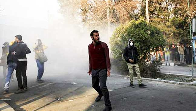 Turkey-concerned-by-Iran-protests-warns-against-escalation