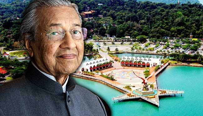 Peluang Dr Mahathir paling cerah di Langkawi?