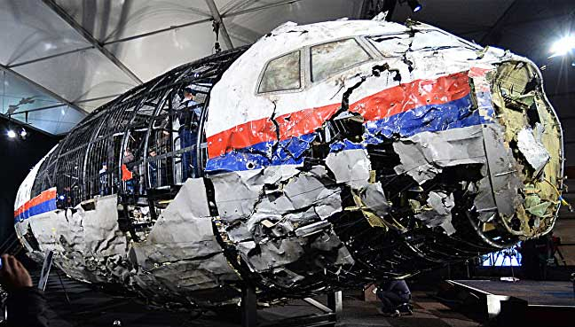 Russia called to 'account for role' in MH17 tragedy | Free ...